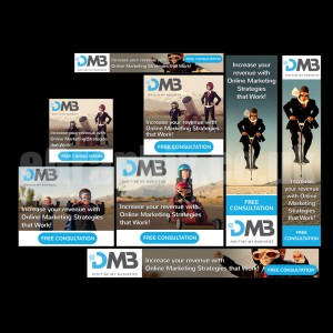 DMB Banner Ads by eGraphix
