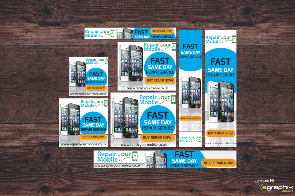 Repair Your Mobile Banners Ads