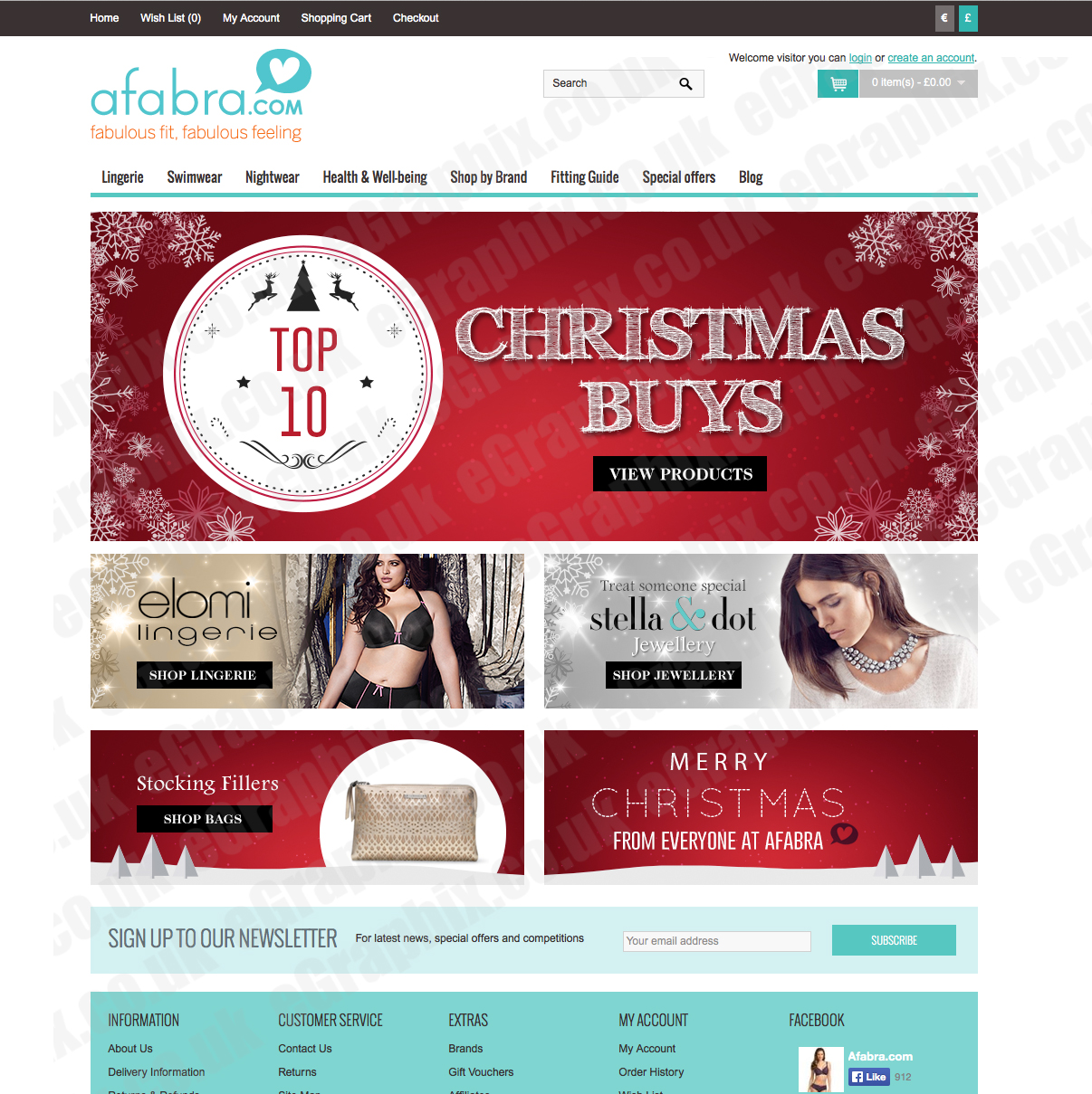 Adult web site banners