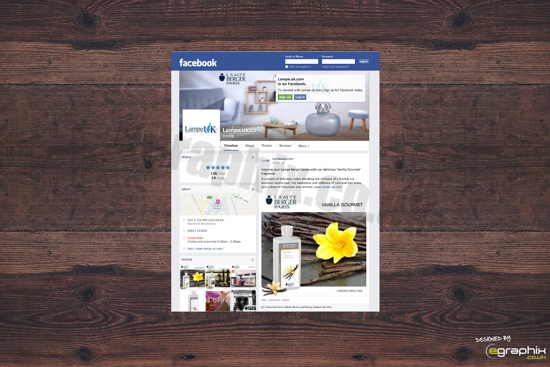 socialmedia-lampe